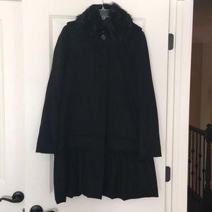 Mid length max Mara wool coat